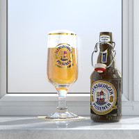 3D Animation Flensburger Pilsener