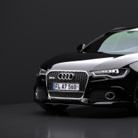 Audi RS6 3D Rendering Flensburg Automotive
